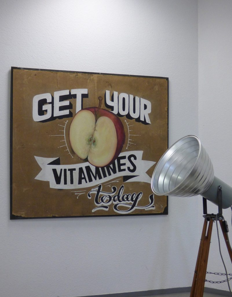 get your Vitamines